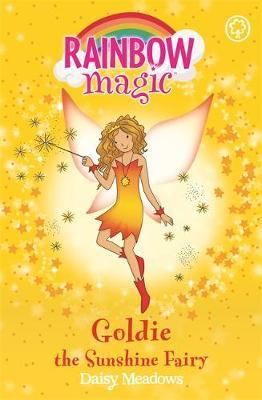Goldie the Sunshine Fairy (Rainbow Magic #11 - Weather Fairies series) by Daisy Meadows