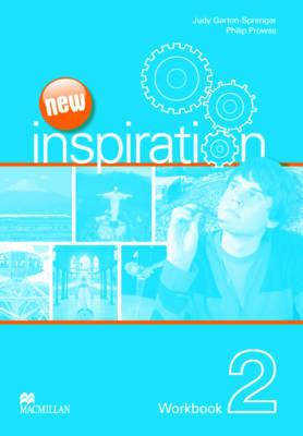 New Edition Inspiration Level 2 Workbook by Judy Garton-Sprenger