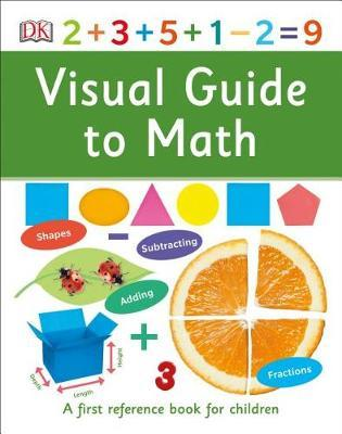 Visual Guide to Math by DK image