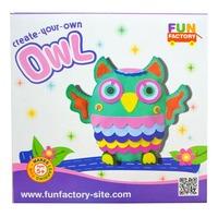 Fun Factory: DIY Owl Plush - Craft Kit