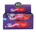 RJs Fabulicious Raspberry Twist 40g (24 Pack)