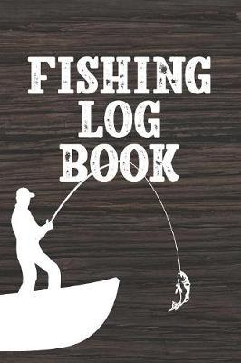 Fishing Log Book by Jen Angler