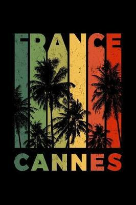 Cannes France by Delsee Notebooks