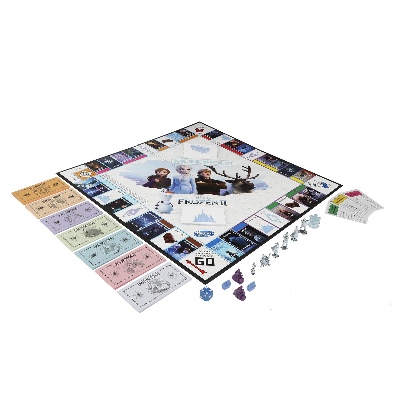 Monopoly - Frozen II image