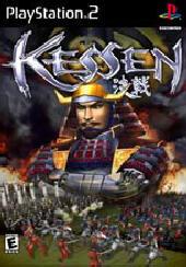 Kessen for PS2
