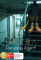 Paranoia Agent - Collection (4 Disc Fatpack) on DVD