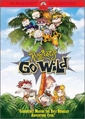 Rugrats - Go Wild on DVD