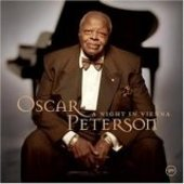 Oscar Peterson - Live In Vienna on DVD