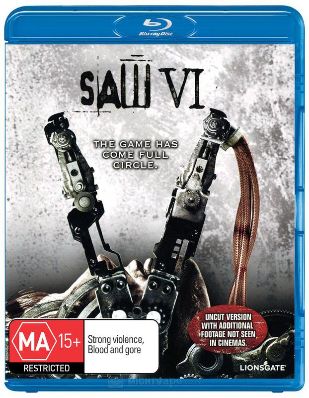 Saw VI on Blu-ray