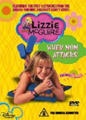 Lizzie McGuire Vol. 1 on DVD