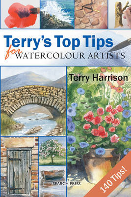 Terry's Top Tips for Watercolour Artists by Terry Harrison image