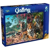 Holdson: 300pce Gallery Series XL Puzzle (Tiger Sanctuary)