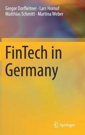 FinTech in Germany by Lars Hornuf image