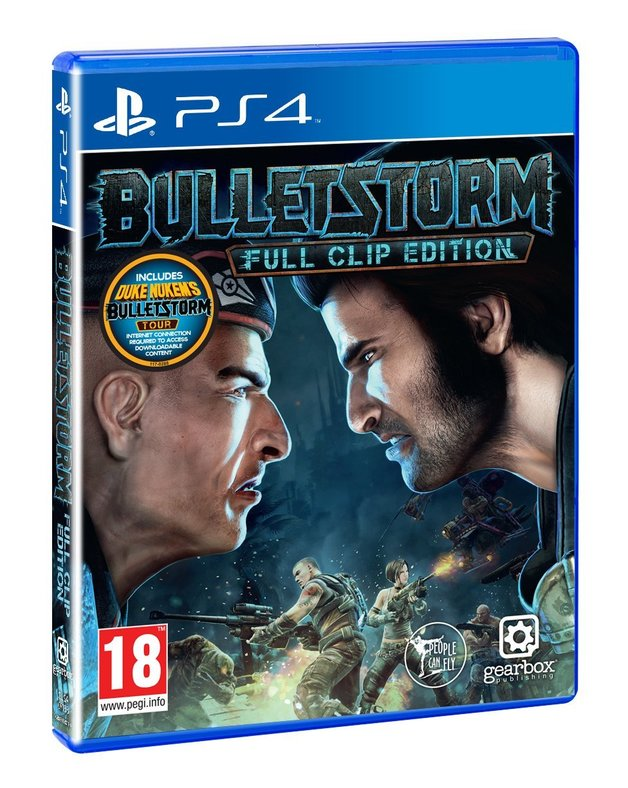 Bulletstorm: Full Clip Edition for PS4
