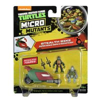 Teenage Mutant Ninja Turtles: Micro Mutant Vehicle - (Raphael's Stealth Bike)