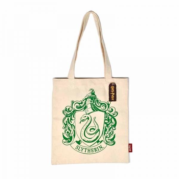 Harry Potter: Slytherin Crest - One Colour Shopper image