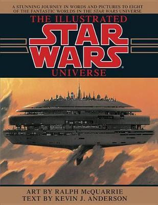 Illustrated Star Wars Universe by Kevin Anderson image