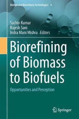 Biorefining of Biomass to Biofuels image