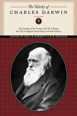 The Works of Charles Darwin, Volume 9 by Charles Darwin