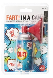 FART! In A Can - (Assorted Designs)