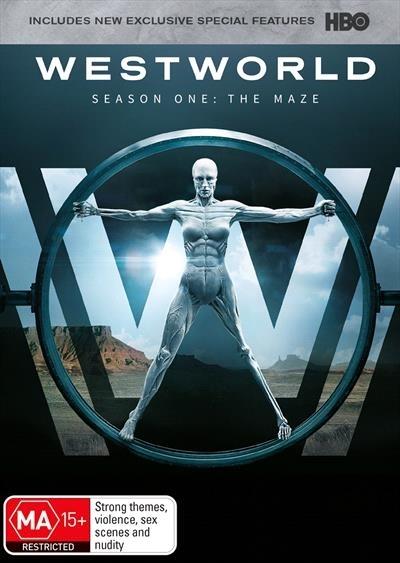 Westworld - Season One on DVD image