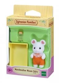 Sylvanian Families: Marshmallow Mouse Baby