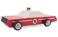 Candylab: Firechief - Vintage Wooden Car