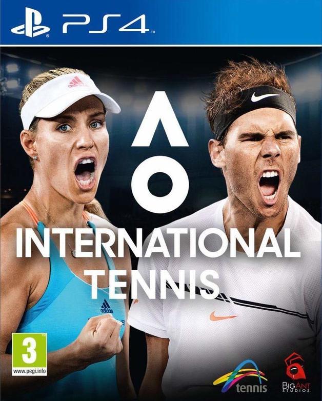 AO Tennis for PS4