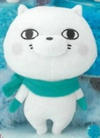 Yosistamp:Winter Cloth Plush - Green Cat -
