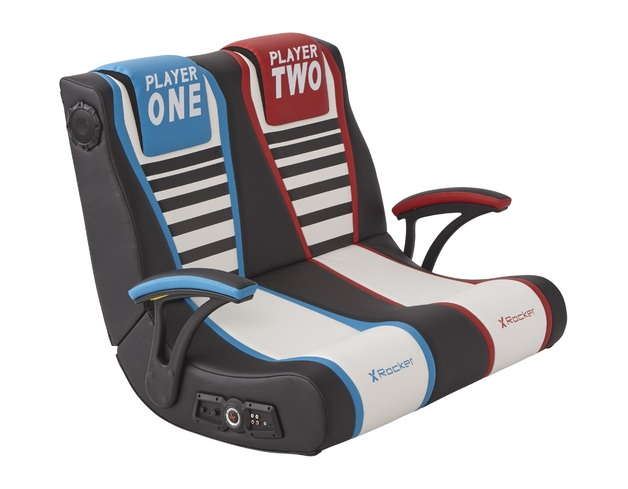 X Rocker Dual Rivals Gaming Chair for