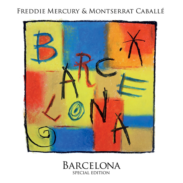 Barcelona (Special Edition) by Freddie Mercury