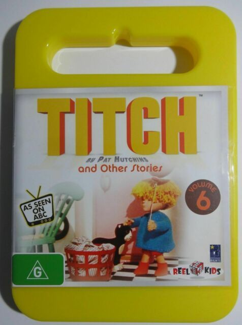 Titch - Vol. 6 on DVD