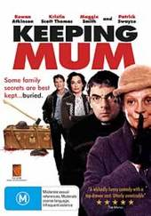 Keeping Mum on DVD