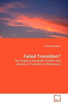 Failed Transition? by Artashes Boyajian image