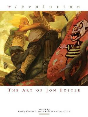 Revolution: The Art of Jon Foster by Jon Foster image