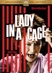 Lady In A Cage on DVD