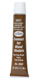 Testors Extra Fast-Drying Wood Cement