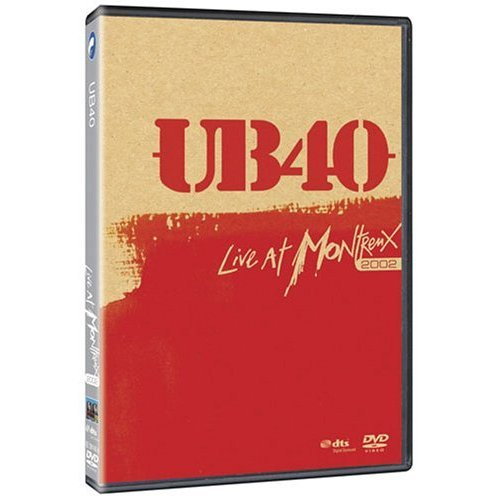UB40 - Live At Montreux 2002 on