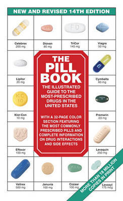 The Pill Book (14th Edition) by Harold M Silverman image