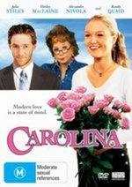 Carolina on DVD