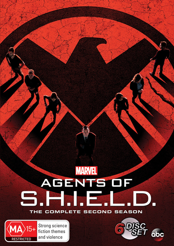 Marvel's Agents of S.H.I.E.L.D - Season 2 on DVD