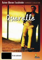Querelle on DVD