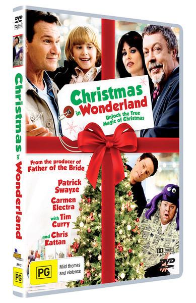 Christmas In Wonderland on DVD