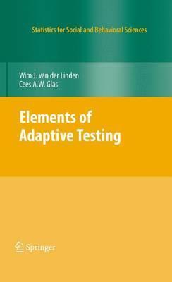 Elements of Adaptive Testing image