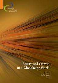 Equity and Growth in a Globalizing World image