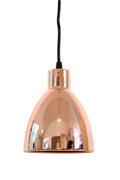 Bear & Fox - Classic Copper Ceiling Lamp - Small image
