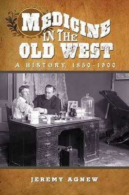 Medicine in the Old West image