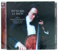 The Six Cello Suites 'Inspired by Bach' by Yo-Yo Ma