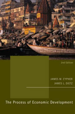 The Process of Economic Development by James M Cypher image