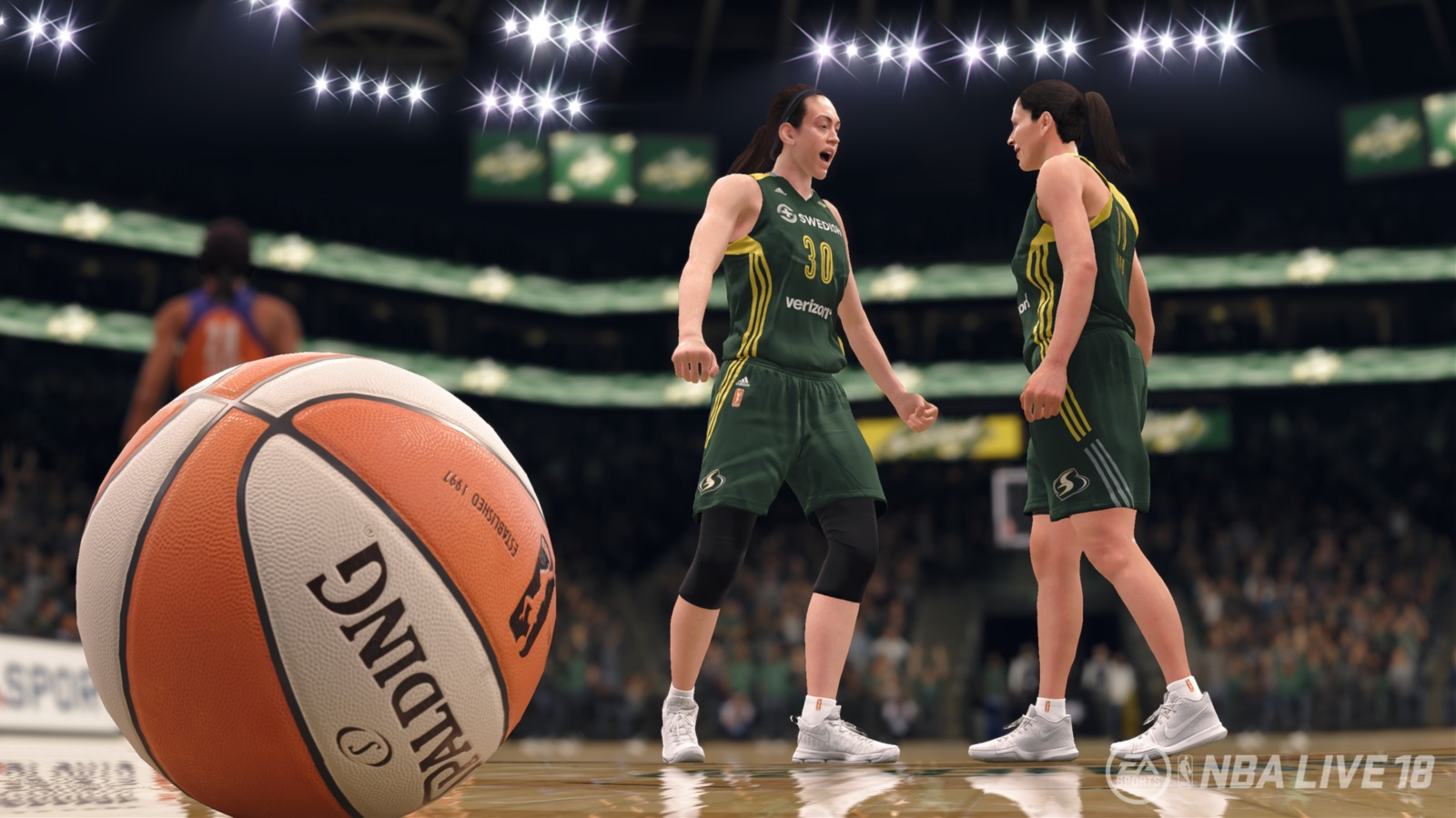 NBA Live 18 for PS4 image